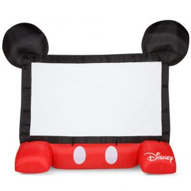 Disney-Inflatable-Movie-Screen