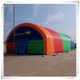 1.0mm PVC Clear Inflatable Bubble Tent Camping Tent for